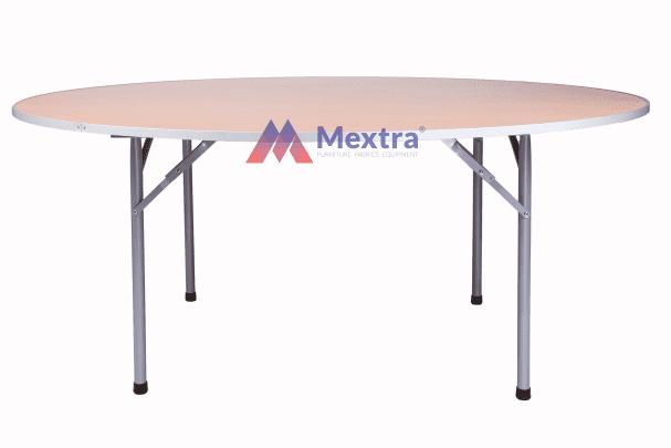 Stół GERDA-R (fi 180 cm)