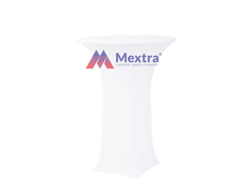 Pokrowiec na stół FLEX PR HIT biały (138 x 90 cm)
