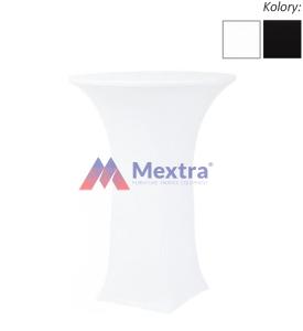 Pokrowiec na stół koktajlowy FLEX HIT K (fi 80 cm)