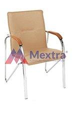 Krzesło konferencyjne Samba Chrome