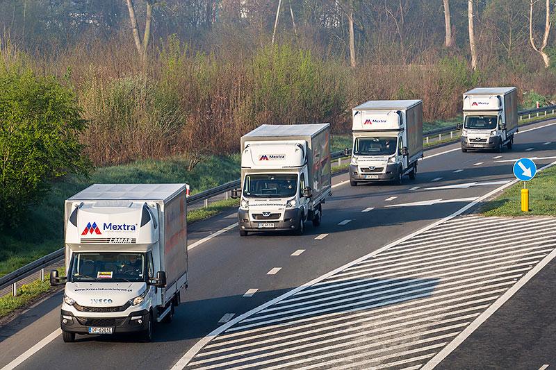 <b>Samochody dostawcze</b><br>aby Twoje zamówienie było zawsze na czas