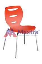 Krzesło konferencyjne Alani Chrome