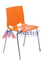 Krzesło konferencyjne Fondo Chrome