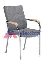 Krzesło konferencyjne VISA CHROME