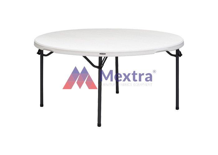 Stół cateringowy sztaplowany MAGNETIC, 280301 (fi 152cm)