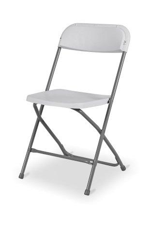 Krzesło cateringowe POLY 7 białe